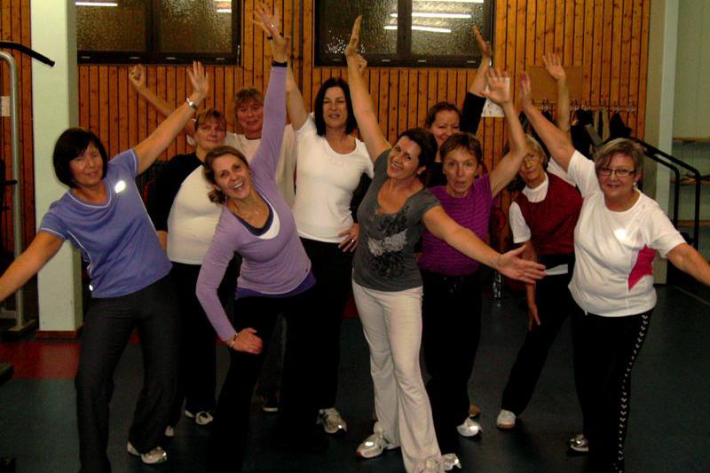 Gymnastik Frauen